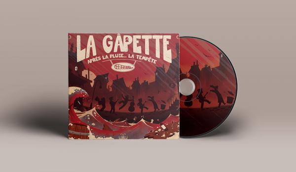 La Gapette - CD