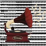 Gramophone La Gapette